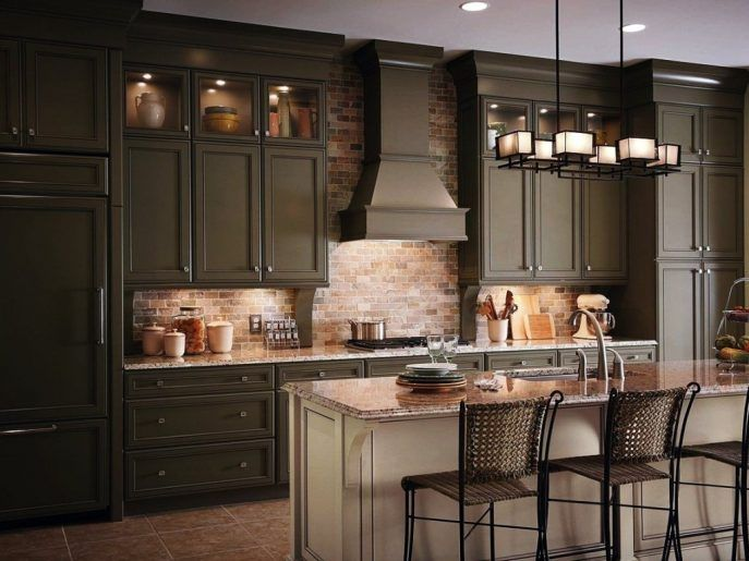 17 Best Ideas About Kraftmaid Kitchen Cabinets On Pinterest