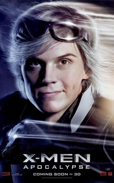 "Not gonna be havin' any of that ""The Flash"" could beat Quicksilver nonsense today ... Oh, Oh, Oh HELL NOoooo!"