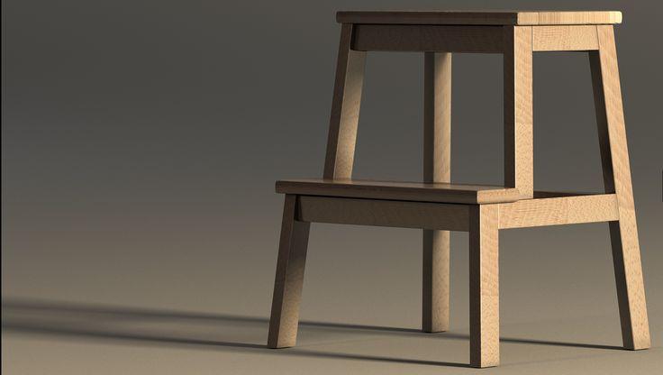 Iedereen kent 'm wel: dit krukje van Ikea! Moet je zien wat je er allemaal mee kan!