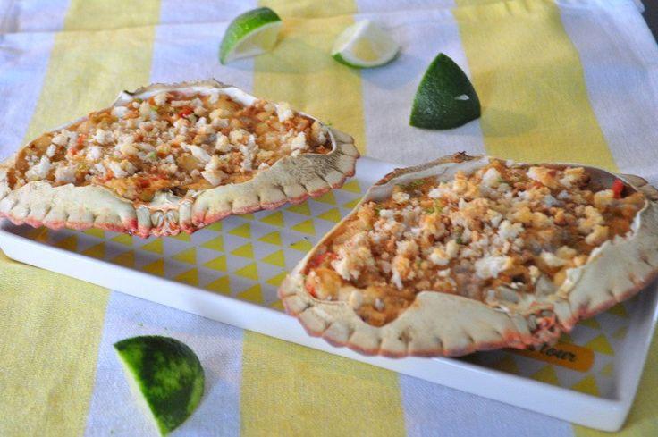 Crabes farcis à l'antillaise     Cooking N' Co