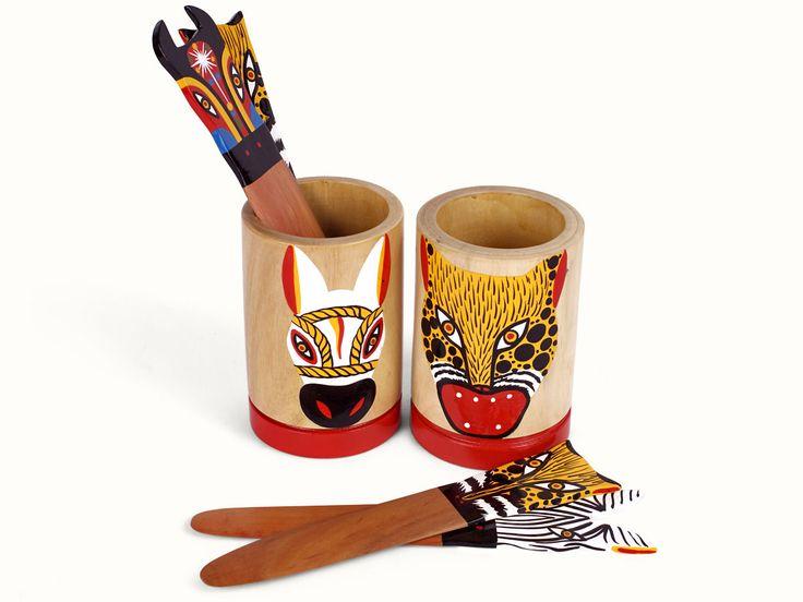 Abrecartas Carnaval - Catálogo de Productos - Artesanías de Colombia