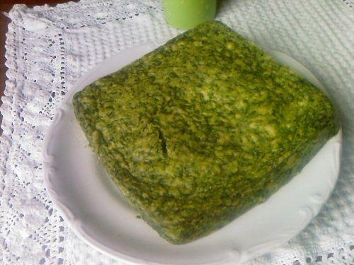 Wegański placek szpinakowy - Grażyna gotuje