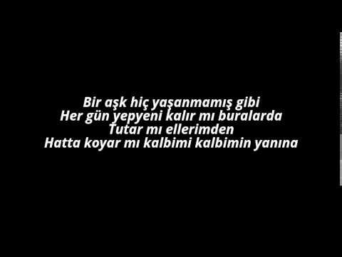 Kiraz Mevsimi Official Song Lyrics - YouTube
