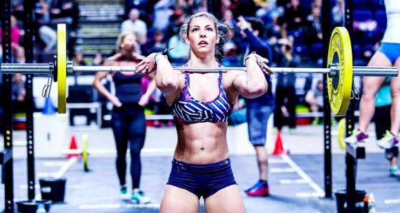 CrossFit Shoulder WOD - The Best 4 Exercises For A Shoulder Burnout Workout | The Zone