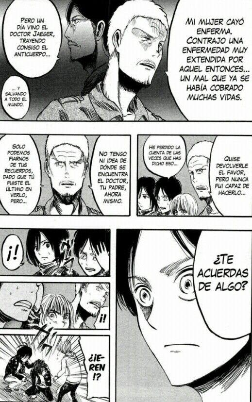 Shigeki no kyojin (cap 3)