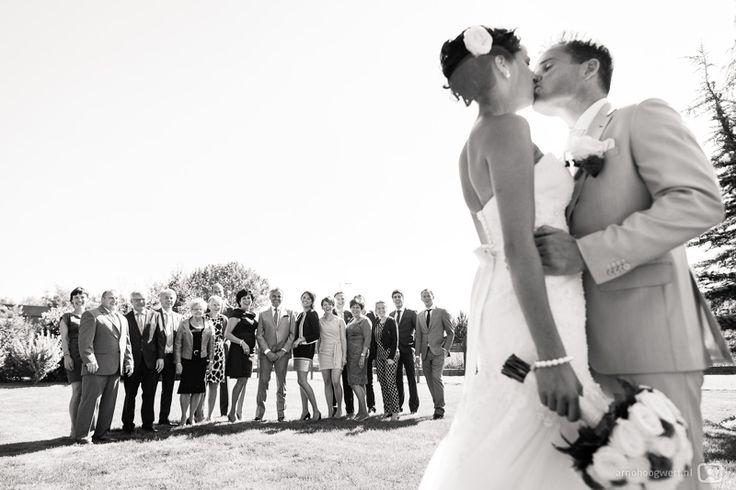 Groepsfoto bruiloft Merlin & John #wedding #group
