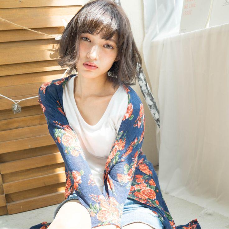 vsシンプル秋服。外国人風ヘアで秋のトレンドファッションを攻略せよ♡ | HAIR