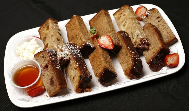 Sweet Breads by http://juicybeanscatering.com.au/