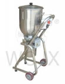 Search Industrial size food blender. Views 17515.