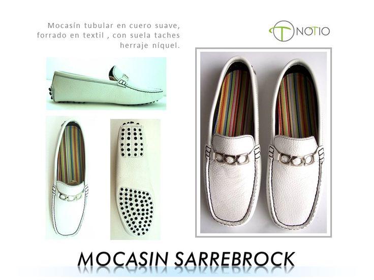 Notio Calzado - Mocasín Sarrebrock
