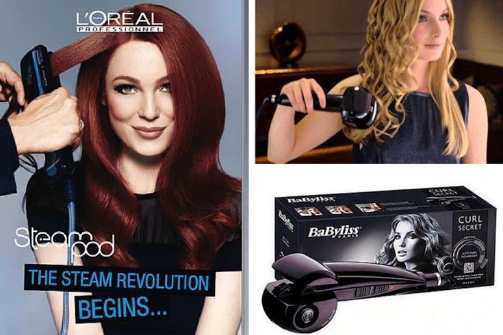 Réaliser une coiffure sophistiquée comme une pro #coiffure #cheveux #matériel #pro #beauté #monvanityideal