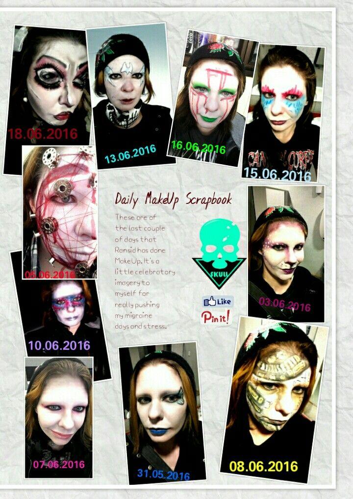 Scrapbook MakeUp