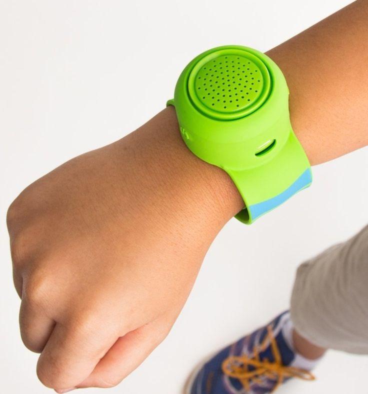 Wearable Portable Bluetooth Wireless Slapband Speaker