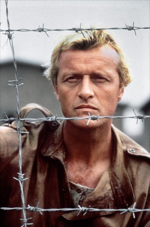 Rutger Hauer as Alexander 'Sasha' Pechersky - Escape from Sobibor