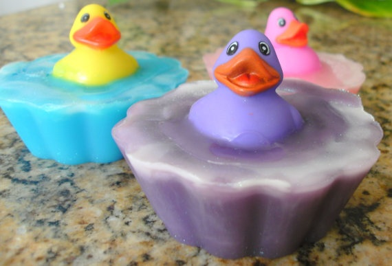 Rubber Duck Soap Soap Handmade Duck Soaps by wildfloweravenue, $5.50
