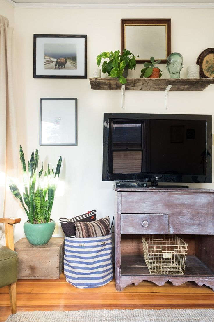 House Tour: Character Filled Collector Style In Boston