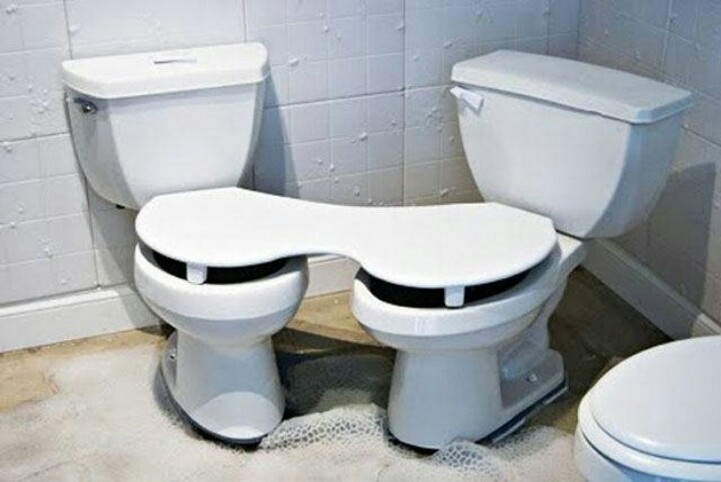 Stupid inventions wacky inventions pinterest stupid inventions inventions and twin - Cool bathroom inventions ...