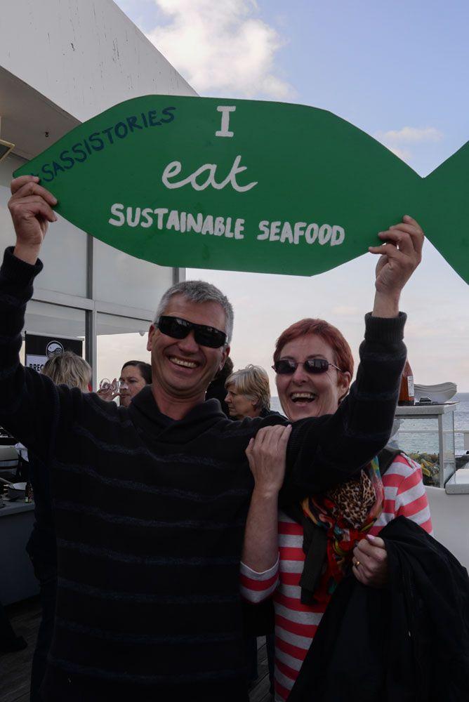 Paul & Lesley Seafood Festival at Beacon Island in #Plett #PlettMAD  #plettitsafeeling