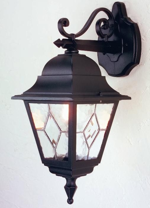 Available From Luxury Lighting Is Elstead Lightings Norfolk Suspended Outdoor Wall Lantern Traditional Leaded Garden