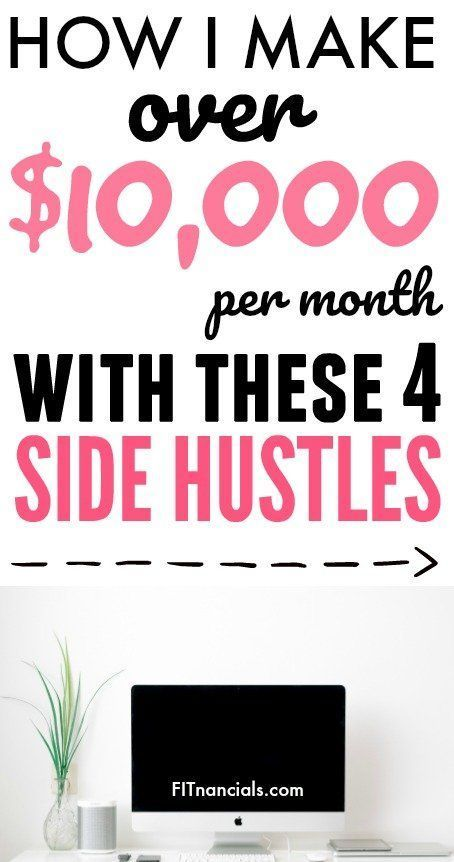 How I Make Over $10,000 Per Month With These 4 Side Hustles – Sven Hoppe