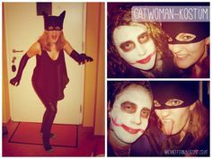 Catwoman-Kostüm selber machen