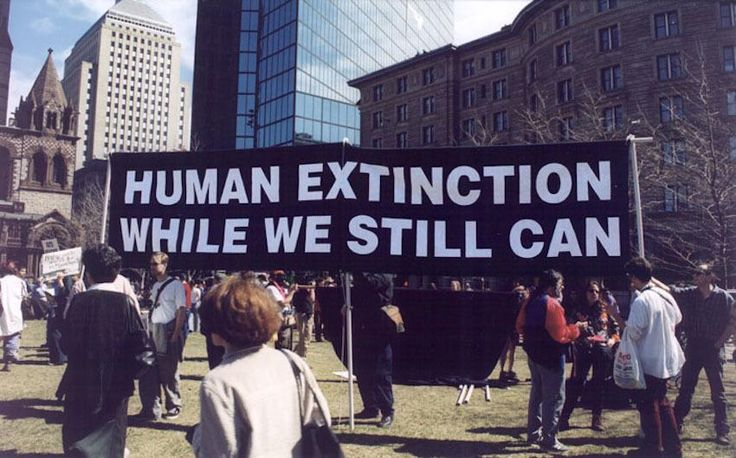 """Antihumanist"" activist Chris Korda spent the 90s campaigning for the extinction of humanity. We asked her why she hates people so much."
