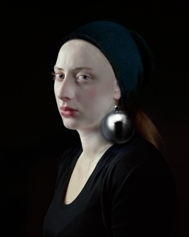 Dutch photographer Hendrik Kersten channels Vermeer, Rembrandt, and a host of his other forbears in his unsettling portraits of his daughter, Paula.