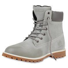 DAMEN SCHUHE 106354 STIEFELETTEN HELLGRAU 37 - http://on-line-kaufen.de/stiefelparadies/37-eu-damen-stiefeletten-cultz-outdoor-boots-6