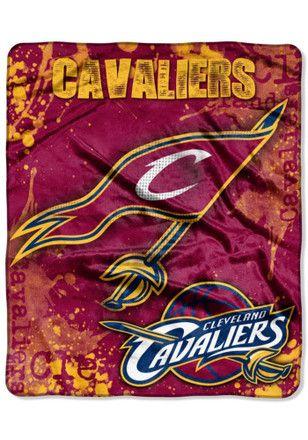 Cleveland Cavaliers 50x60 Dropdown Raschel Blanket ...