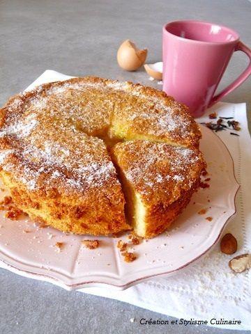 Ce gâteau sans gluten est simple et savoureux. Citron, amande : des ingrédients discrètement parfumés pour un dessert sans gluten tout doux!