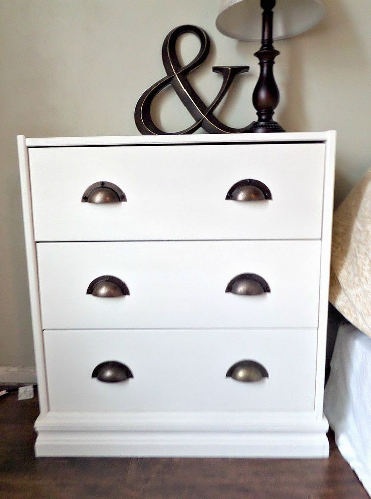 166 best images about ikea rast makeover on pinterest for Chalk paint muebles ikea