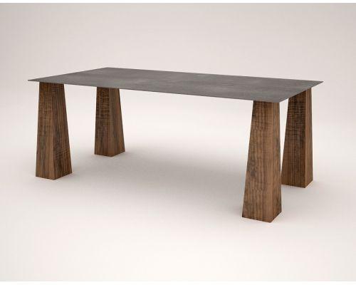 Stół BeYoung. Stoły drewniane na zamówienie http://esencjadesign.pl/stoly-na-wymiar/2533-stol-beyoung.html