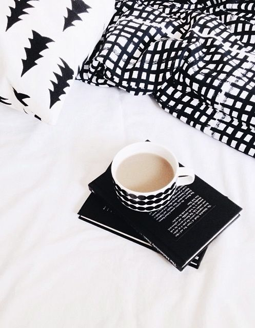 Via Yomills | Marimekko | Fine Little Day | Black and White
