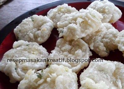 Resep Cireng Crispy Bumbu Rujak