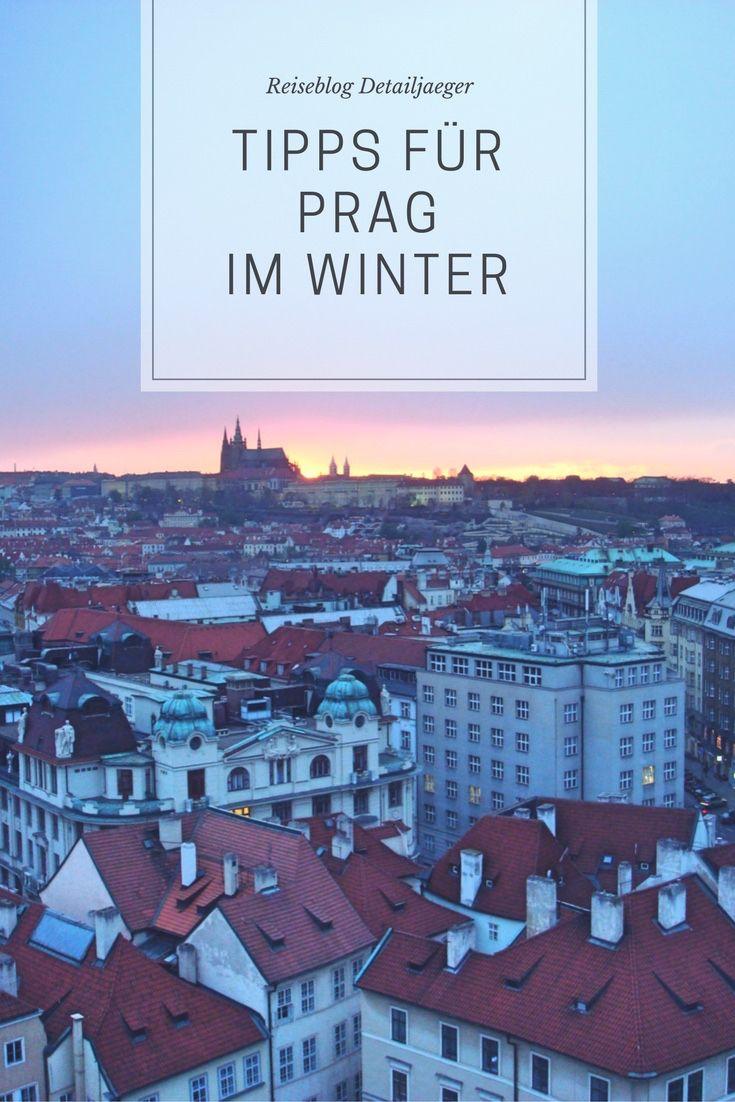 Tipps und Ideen für die Reise nach Prag. Auf dem Reiseblog detailjaeger findet Ihr Reisetipps für die Fahrt nach Prag im Winter.