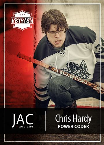 """Chris Hardy 