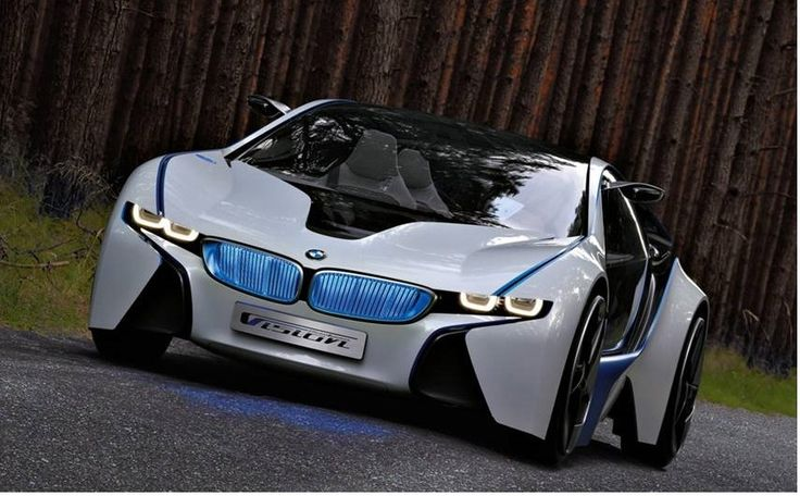 electric cars Two new BMW electric cars Electric car