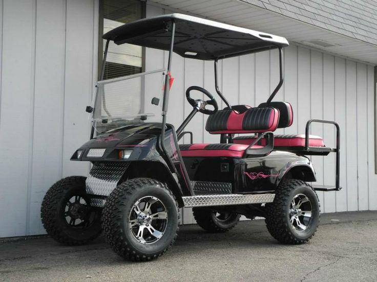 65 best images about coolest golf carts on pinterest for Golf cart plans