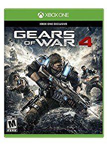 Amazon.com: Gears of War 4 - Xbox One: Microsoft Corporation: Video Games