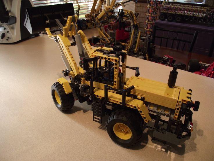 LEGO TECHNIC 8265 - LOADER