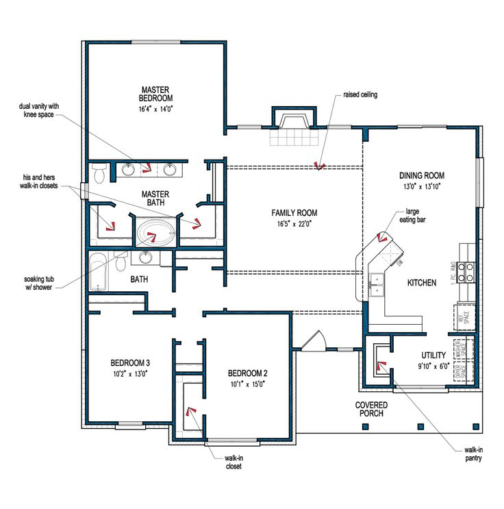 Tilson Homes Floor Plans