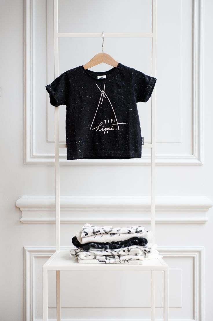 Sproet & Sprout ◊ Tipi Hippie T-shirt www.cowboybilly.nl