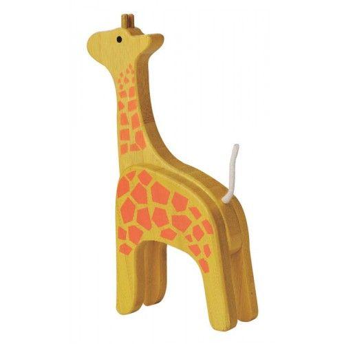 EverEarth Bamboo Wooden Giraffe