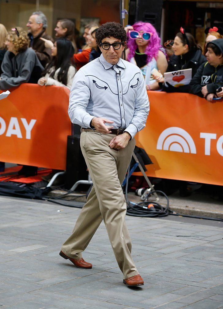 Pin for Later: A Friendly Reminder About the Today Show's LOL-Worthy Halloween Costumes