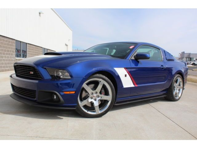 2014 Ford Mustang RS3 Roush Stage 3, 575HP 6-speed 5.0L V8 supercharged Click to find out more - http://newmusclecars.org/2014-ford-mustang-rs3-roush-stage-3-575hp-6-speed-5-0l-v8-supercharged/ COMMENT.
