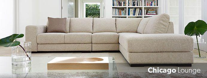 Nick Scali Chicago Modular Lounge For The Home