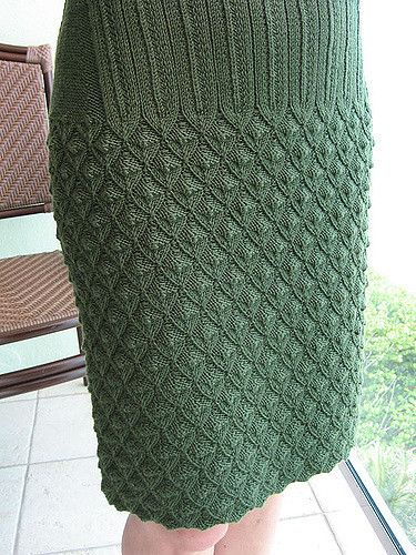 Knit Skirt Pattern : 25+ best ideas about Skirt knitting pattern on Pinterest ...