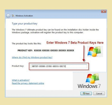 windows 7 ultimate free activation keys