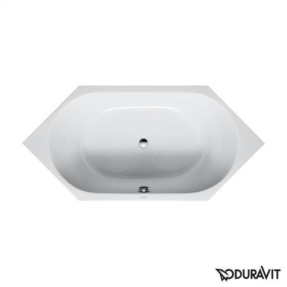 Duravit D Code Sechseck Badewanne Einbauversion 700138000000000 Reuter Badewanne Wanne Duravit