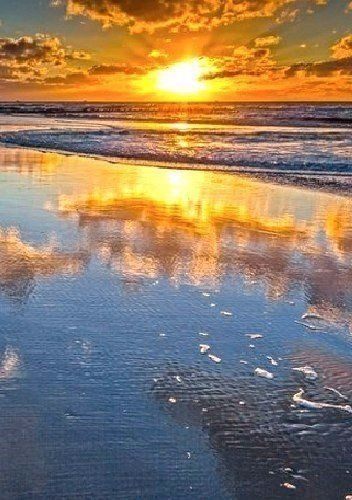 Блаженство - это солнце, восходящее в Тебе.